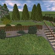Ландшафтное проектирование сада с учетом геопатогенных зон. Благоустройство сада. Ландшафтный дизайн фото