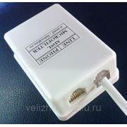 Микрофильтр ADSL фото