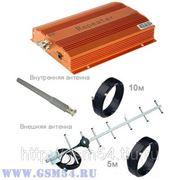 Комплект GSM усилителя до 200 кв.м (МТС, Билайн, Мегафон)