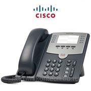 IP телефон /Cisco/SPA501G фото