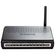 Wi-Fi ADSL точка доступа D-link DSL-2650U/NRU/C фото