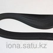 Бумага 120гр., 330мм, 150 полос черный фото