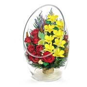 Живые цветы в вакууме фото