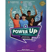 Melanie Starren, Caroline Nixon Power Up 6 Activity Book With Online Resources And Home Booklet фото