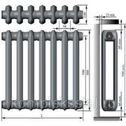 Радиаторы МС-140 фото