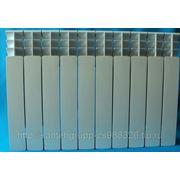 Радиатор ал. ASTEK 500-80 (6 сек.) фото