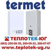 Газовая колонка Termet / Газовый водонагреватель Термет (Польша) фото
