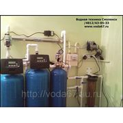 Система очистки воды (комплект) 2 м3/ч в Смоленске - готовое решение №2 фото