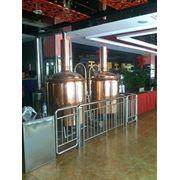 Монтаж и запуск пивоварен и пивзаводов. Запчасти для пивзавода. фото
