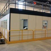 Полочный стеллаж проект КГ Кнутсон АБ, Швеция фото