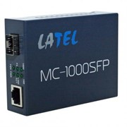 Медиаконвертер NT-3011-SFP, медиаконвертеры гигабитные фото