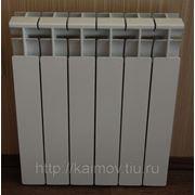 Алюминиевый радиатор отопления Eurostar (в Ижевске) фото