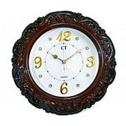 Часы настенные CT0067 44х44х4см фото