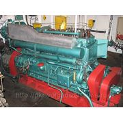 Капитальный ремонт судовых дизельных двигателей и дизель-генераторов с двигателями ряда Шкода 6L160 фото