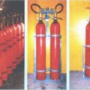 Батарея газового пожаротушения МГП 1-80 (от 25 до 100 л.) фото