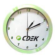 Часы с нанесением логотипа фото