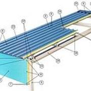 Уплотнитель горизонтальный (10 мм х 30 м) фото