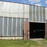 Продается производственный цех (900 кв.м) с админзданием (3 этажа,432 кв.м.), все коммуникации, автономное отопление, рядом ж.д. ветка фото