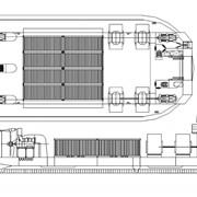 Грузовое судно на воздушной подушке Мул фото