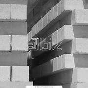 Стеновой пенобетонной блок фото