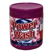 Пятновыводитель для цветного Power Wash 600 гр. фото
