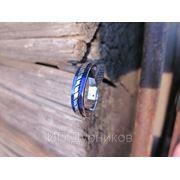 Кольцо из титана фото