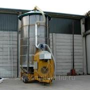Зерносушилка мобильная Mecmar 25/210 Т2 фото