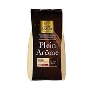 Какао порошок коричневый Cacao Barry Plein Arome 22/24%, 1кг. фото