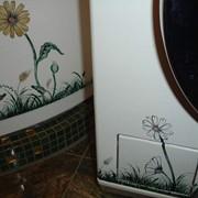 Декор от малых форм до стен фото