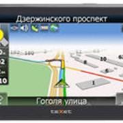 Навигатор Texet TN 710 BT фото