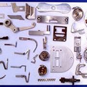Запасные части к швейным машинам фото