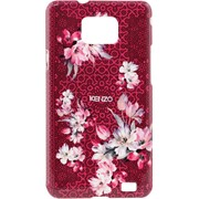 Чехол-накладка Kenzo Nadir для Samsung Galaxy S2 i9100/i9105 Розовый УЦЕНКА фото