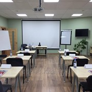 "Аренда конференц зала в БЦ ""Нурлы Тау"" фото"