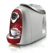 Капсульная кофемашина Caffitaly S04 Red/Silver фото