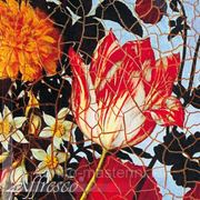 Фактуры фресок Patina Gold фото