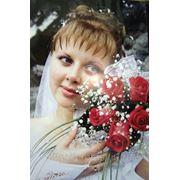 Профессиональная свадебная фотография, фотография на свадьбу, подготовка к фотосессии фото