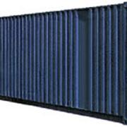 Контейнер 40 футов High Cube (увеличенной вместимости)