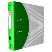 Деловая папка зеленого цвета фото