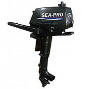 Лодочный мотор Sea-Pro Т 3S фото