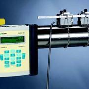 Расходомер для жидкостей переносной ультразвуковой FLUXUS F601 фото