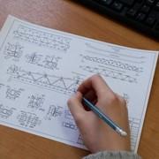 Разработка чертежей и КМД фото