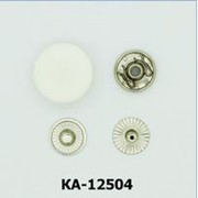 Кнопка Альфа 12,5мм, Код: КА-12504 фото