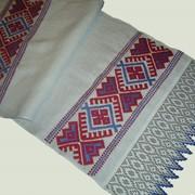 Рушник льняной фото