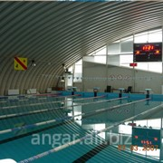 Строительство промышленных бассейнов фото