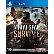 Игра для PS4 Metal Gear Survive фото