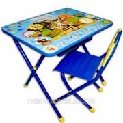 Комплект детской мебели №3 Ну, погоди фото