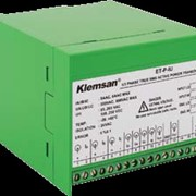 Преобразователь истинного среднеквадратичного значения активной мощности 3-фазной сети Klemsan ET-P-IU фото