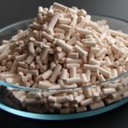 Синтетические цеолиты типа NaX. Экструдат фото