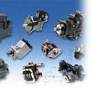 Гидравлические моторы и гидравлические насосы фото