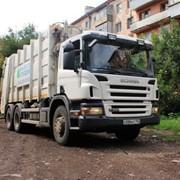 Вывоз строительных и негабаритных отходов фото